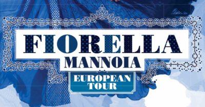Fiorella in tour anche in Europa
