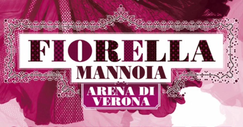 Fiorella Mannoia - Arena di Verona