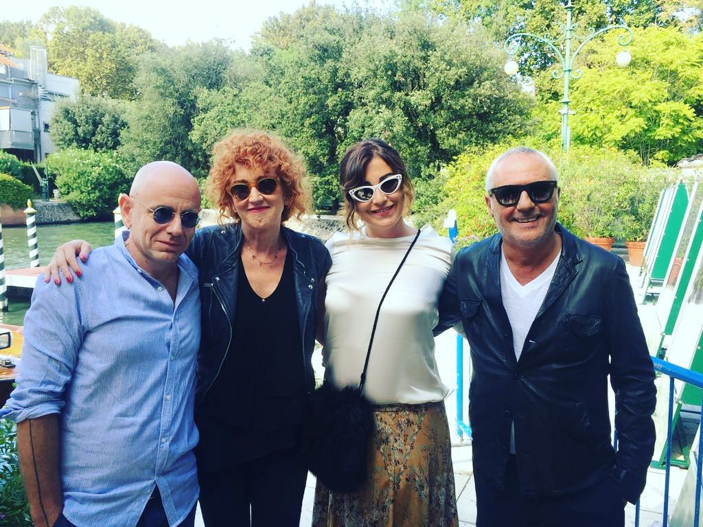"""Fiorella partecipa al cortometraggio solidale """"Roba da grandi"""""""