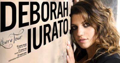 Fiorella special guest di Deborah Iurato all'Auditorium di Roma