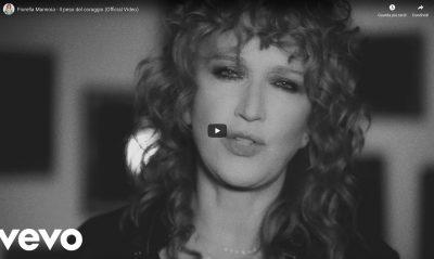 """Da oggi online il video de """"Il peso del Coraggio"""". Questa sera ospite al Festival di Sanremo"""